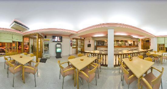 Hostal Residencia Adelino : Cafeteria