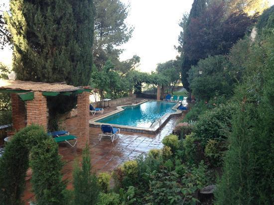 Hotel Jardin de la Muralla: Piscina