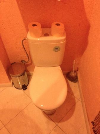 Hotel Jardin de la Muralla: WC
