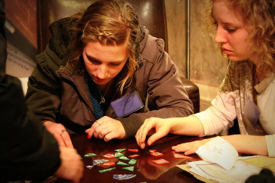 Waxwing Puzzle Company: Solving puzzles in the Labyrinth.