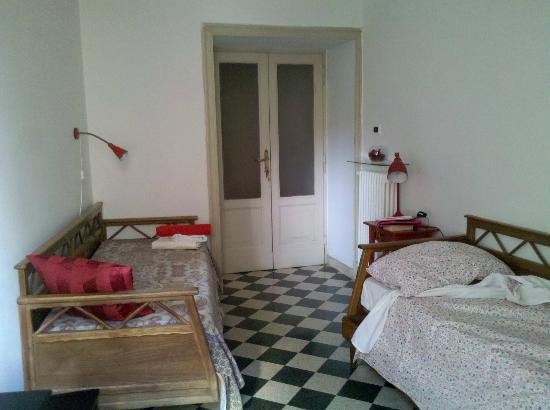 Colazione Al Vaticano: bedroom