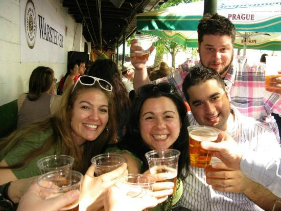 The New York Beer and Brewery Tour: Bohemian Hall & Beer Garden