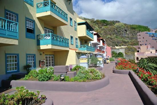 Breña Baja, España: Площадка перед 3 этажом корпуса С