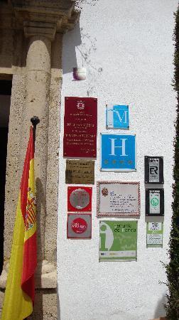 هوتل سان جابرييل: distinciones del hotel