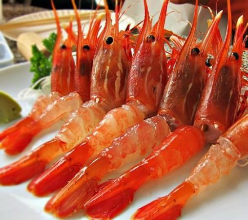Live Shrimp, melt in your mouth good! - Picture of Redondo Beach Crab ...