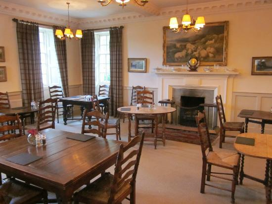 Fortingall Hotel: Dining room