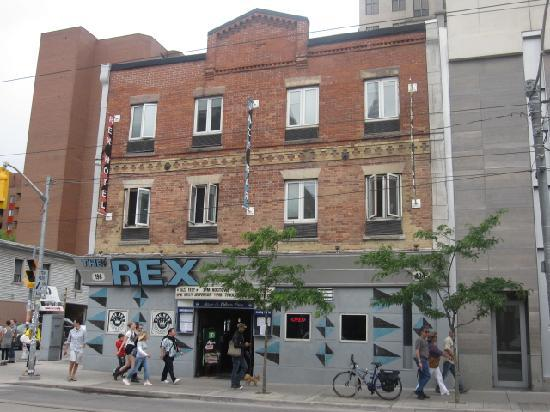 The Rex Hotel: THE REX