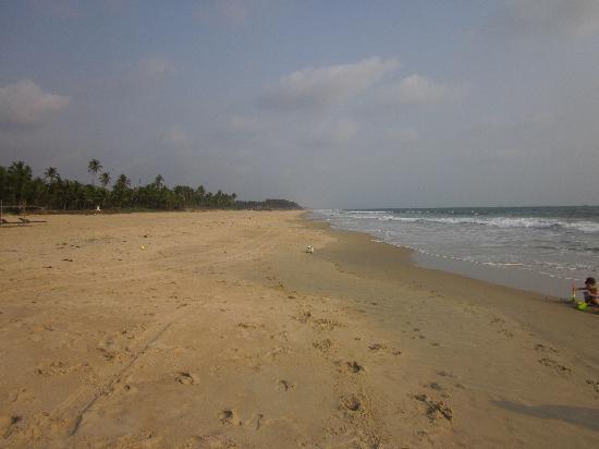 Utorda Beach: Endless