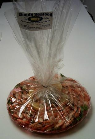 Simply Seafood: Shrimp Platters Available