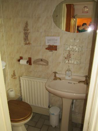 Andorra B&B: Bathroom