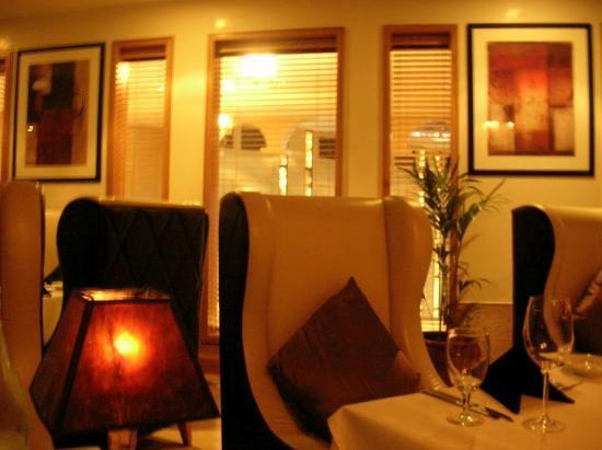Ruth's Chris Steak House: Interior (Seat)