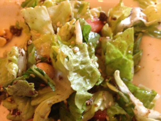 Pagan Restaurant : Tea Leaf Salad