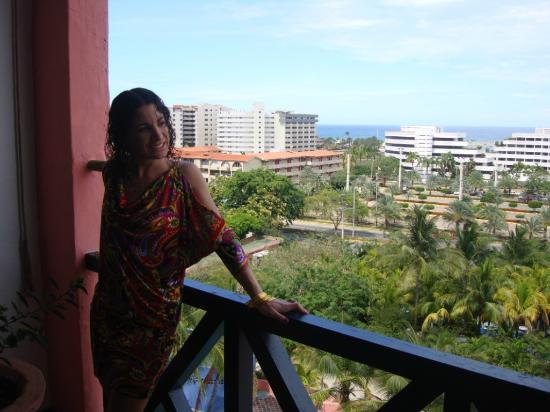 La Samanna de Margarita: Vista desde nuestra habitación piso 4 hab. 414