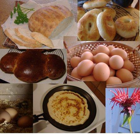 Domaine du Perchoir : Breakfast