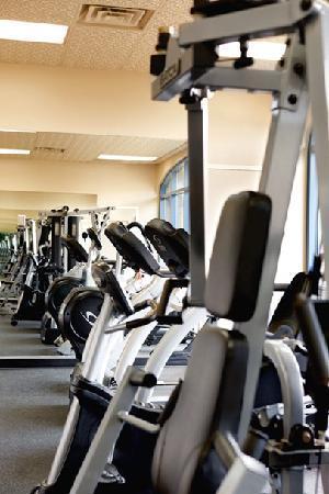 Ameristar Casino Hotel Council Bluffs: Fitness Center