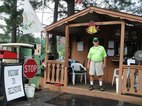 Yogi Bear's Jellystone Park Camp-Resort Luray: Ranger Station