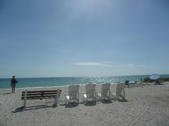 An Island Getaway at Palm Tree Villas: sooooo ein traumhaft schöner Strand