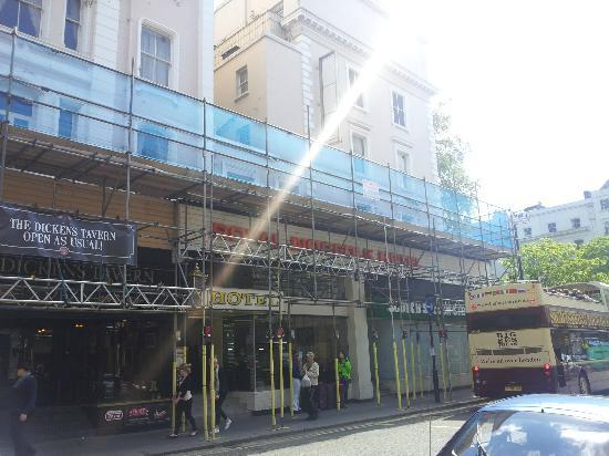 Royal Norfolk Hotel: Fachada