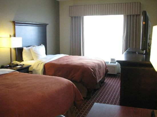 Country Inn & Suites By Carlson, Columbia: Room 117