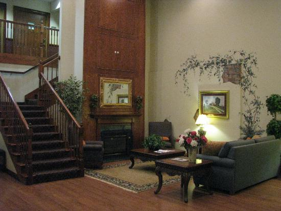 Country Inn & Suites By Carlson, Columbia : Lobby