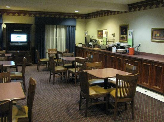 Country Inn & Suites By Carlson, Columbia: Breakfast area