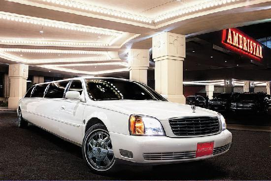 Ameristar Casino Hotel East Chicago: Porte Cochere