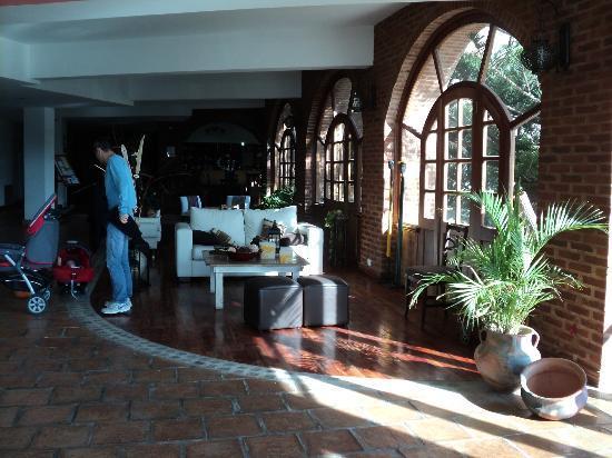 Hotel Costanera Mar: sala de estar