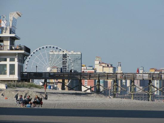 Sandy Beach Resort: From the beach