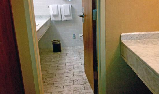 Crowne Plaza Northstar: Bathroom