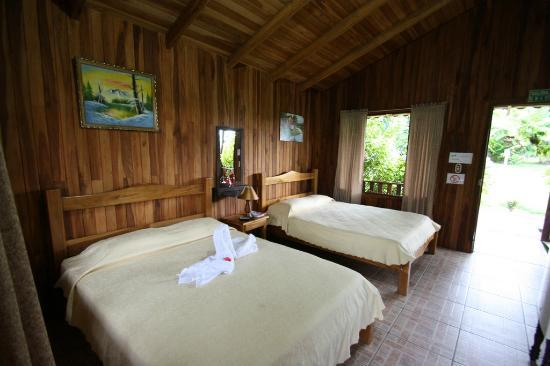 Hotel Rancho Cerro Azul: Cabin #1