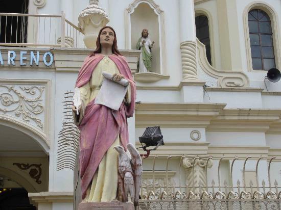 퀴아포 교회 사진