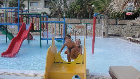 Star Beach Village & Water Park: παιδικη πισινα