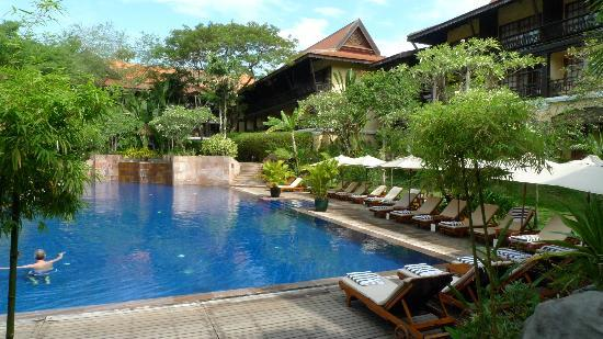 Victoria Angkor Resort & Spa: Pool