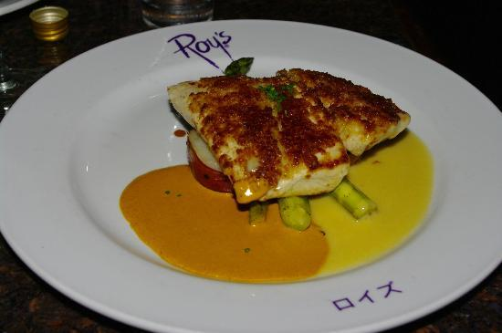 Delicious appetizer picture of roy 39 s poipu bar grill for Asian cuisine kauai
