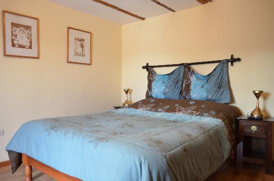 Hotel Casona les Pleiades : Double Matrimonial Room