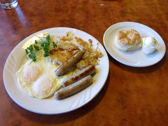 Quigley's Restaurant: Breakfast