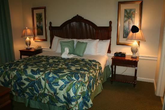 Plantation Beach Club at Indian River: Master Suite