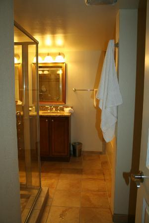 Plantation Beach Club at Indian River: Bathrom