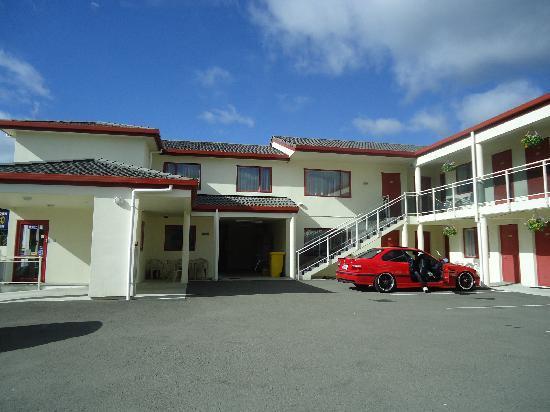 BK's Rotorua Motor Lodge: The motel