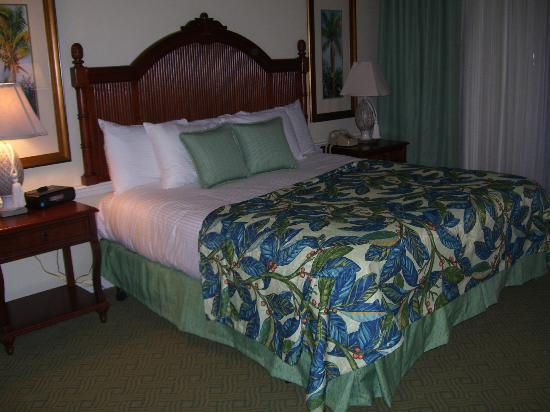 Plantation Beach Club at Indian River: 2nd bedroom, two bedroom unit