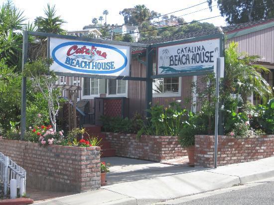 Catalina Boat House Beach