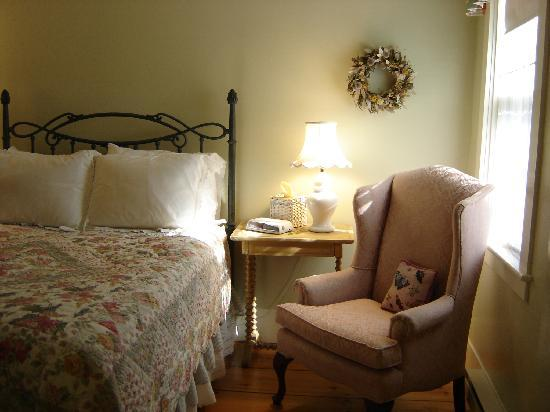 Candleberry Inn on Cape Cod: A comfortable spot to read or daydream