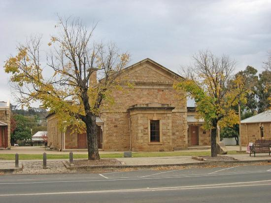 ‪Beechworth Historic Courthouse‬