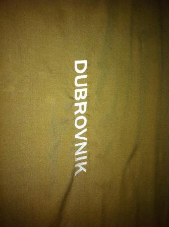 Hotel Dubrovnik: cama