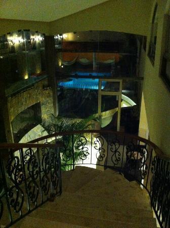 Hotel Dubrovnik: alberca/vista desde habitación