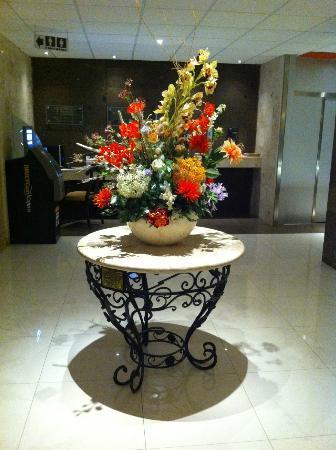 Hotel Dubrovnik: lobby