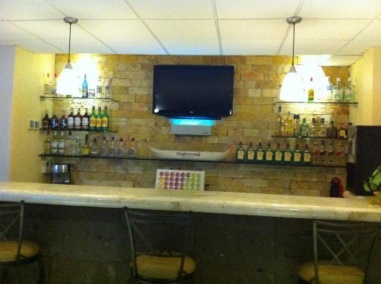 Hotel Dubrovnik: bar