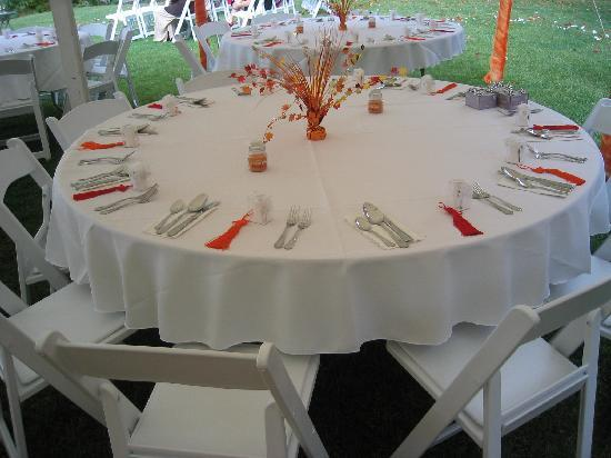 Gourmet in a Pinch Party Rental Specialists