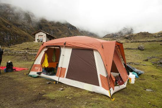 Intense Peru: Segundo dia