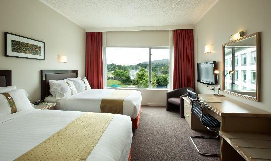 Holiday Inn Rotorua: Standard twin room